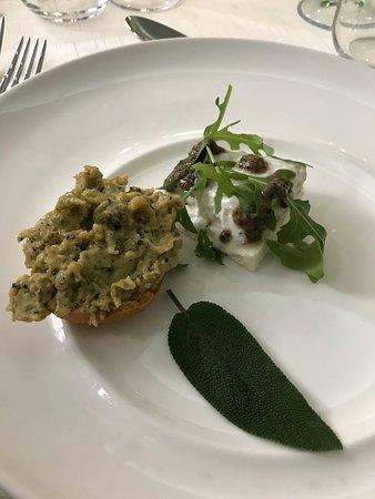 Ferentillo, Italy: Pranzo di compleanno