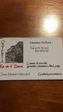 Murazzano, Italia: photo0.jpg