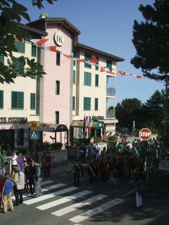 Monghidoro, Italia: LA STRUTTURA