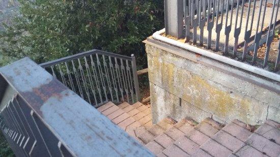 Citta Sant'Angelo, Italie: vista accesso