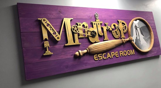 ‪MindTrap Escape Room‬