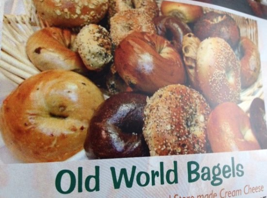 Rio Grande, NJ: Loving the bagels