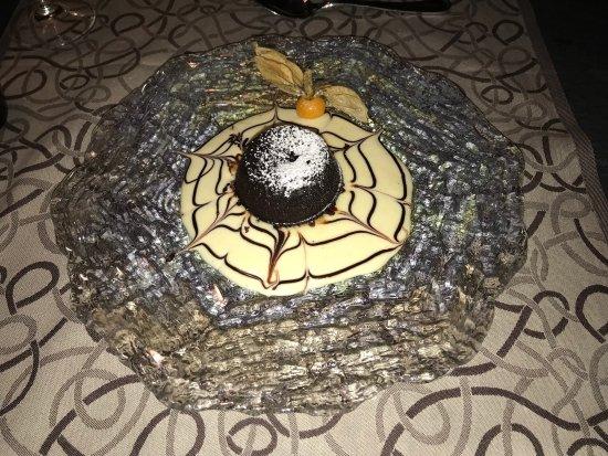 Seravezza, อิตาลี: i dessert dell'estetica sono deliziosi !!