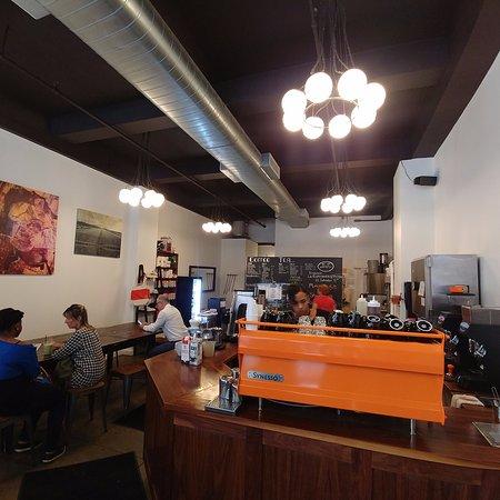 Cafe Grumpy Fashion District New York Ny