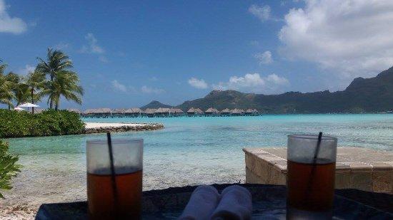 Lugar Paradisíaco e Hotel excepcional!!!