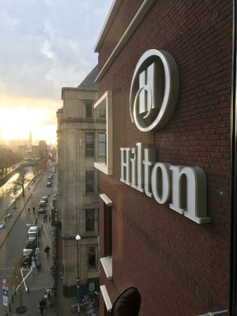 Hilton The Hague Foto