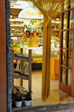 Panicale, Italien: Al nostro ingresso il nostro benvenuto