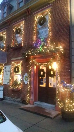 Carlisle, Pensilvania: Our beautiful store front.