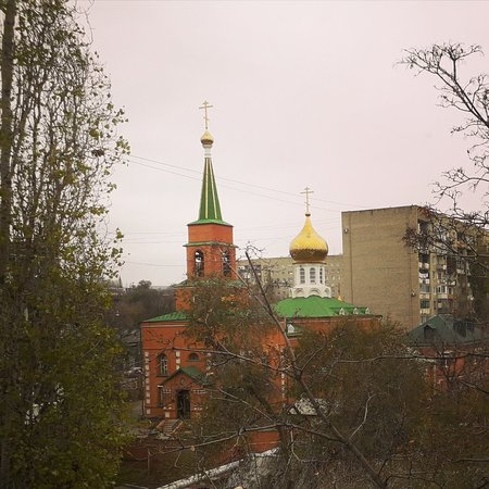 Church in Honor of Kazan Icon of Our Lady
