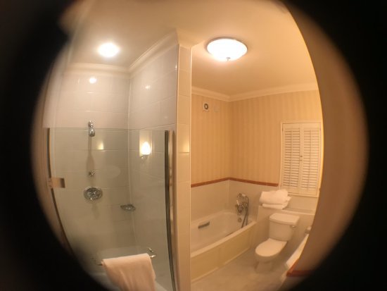 Turnberry, UK: bathroom