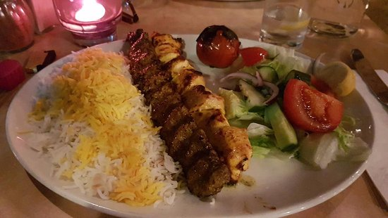 Faanoos - Chiswick : Mixed grill for one