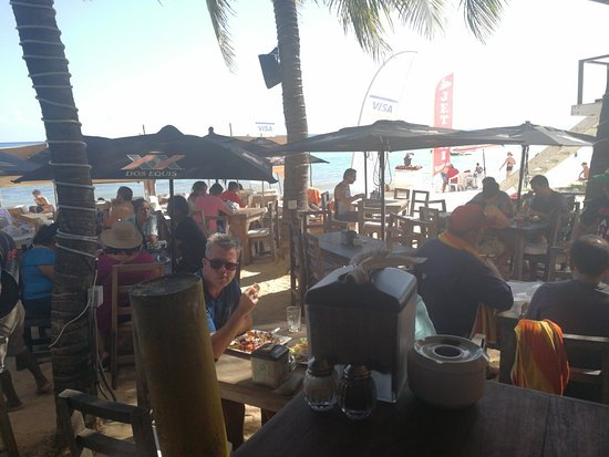 Zenzi Beach Bar & Restaurant: TA_IMG_20171119_141718_large.jpg