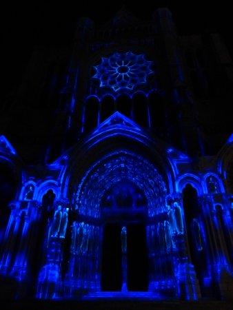 Chartres, Frankrike: la cathédrale