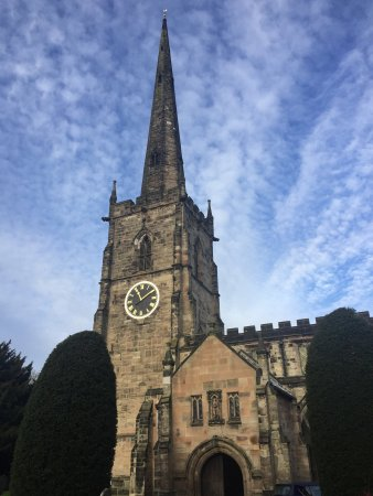 Repton, UK: St Wystan