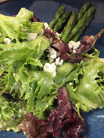 Mount Prospect, IL: Asparagus Salad
