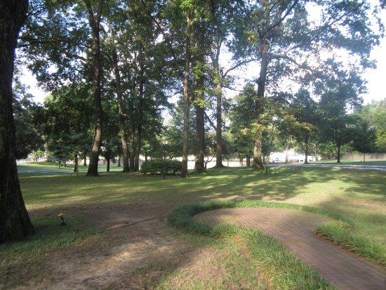 Graceland: the premises