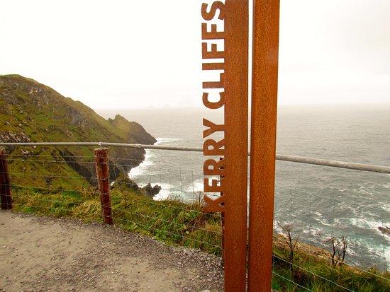 Portmagee, İrlanda: Kerry Cliffs