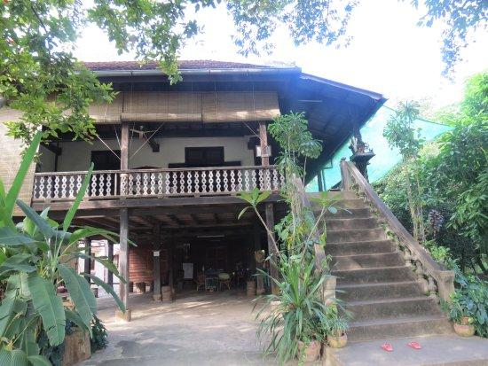 Battambang, Cambodia: Ms Bung House Museum Homestay