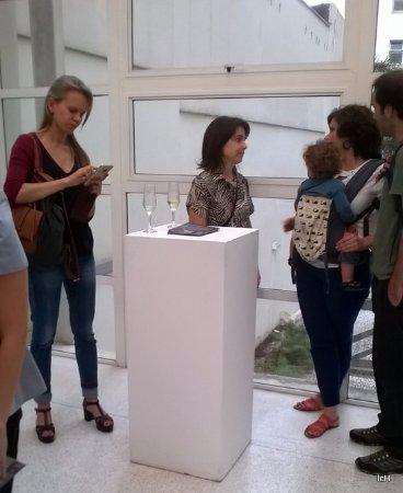 Pinacoteca Ruben Berta: abertura de exposição