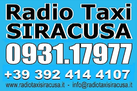 Radio Taxi Siracusa