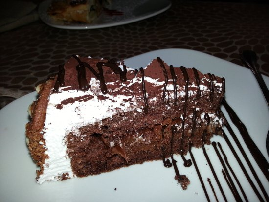 Qualiano, Włochy: dolce pan di stelle