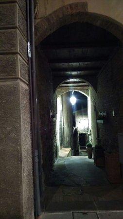 Deruta centro storico