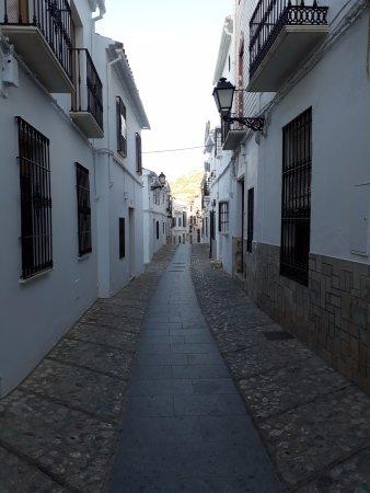 Zuheros, Spanje: Sus calles