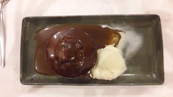Watsons Bay, Australia: Toffee sticky date pudding