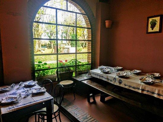 Villa Verucchio, Italia: Все готово к приему гостей