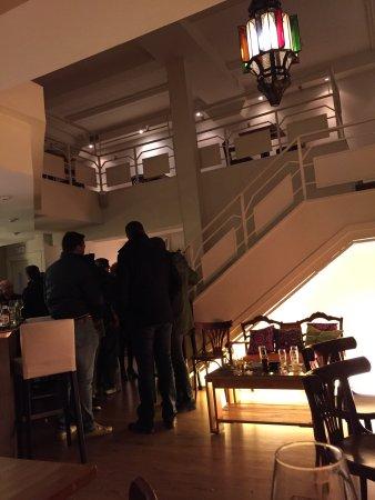Restaurante Tetería Tuma: Just a sense of atmosphere