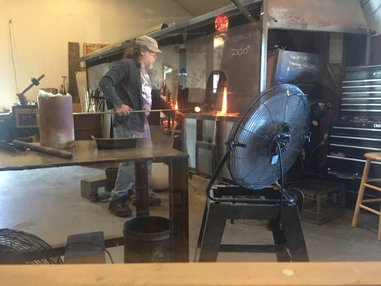Ziemke Glass Blowing Studio: photo3.jpg