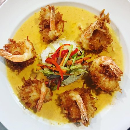 Fremont, NE: Coconut Shrimp