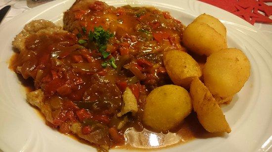 Schnitzelwirt: Zigeunerschnitzel