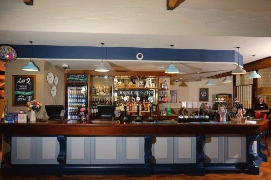 Market Drayton, UK: New bar