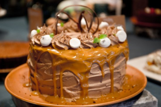 Maränger med choklad