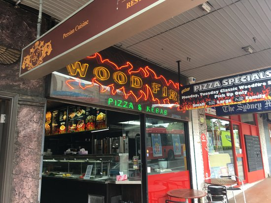 Willoughby Woodfired Pizza & Kebab - Willoughby NSW