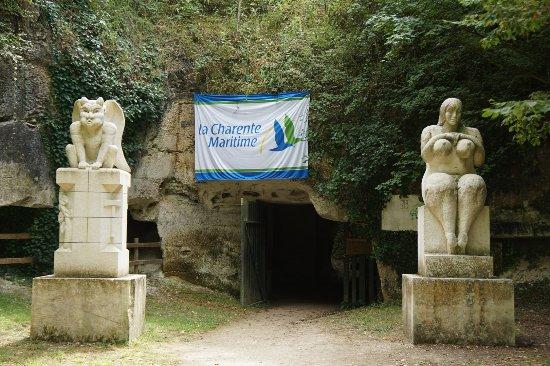 Crazannes, Γαλλία: l'entrée