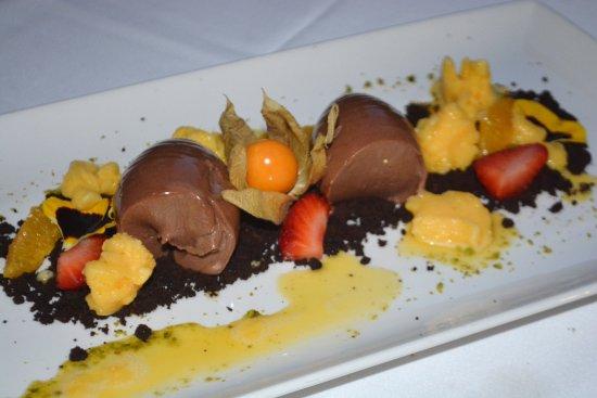 Finca Hotel Son Palou: Desserts at Son Palou were spectacular.