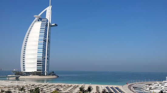 Jumeirah Beach Hotel: Room view