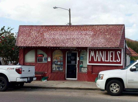 Port Isabel, TX: Manuel's