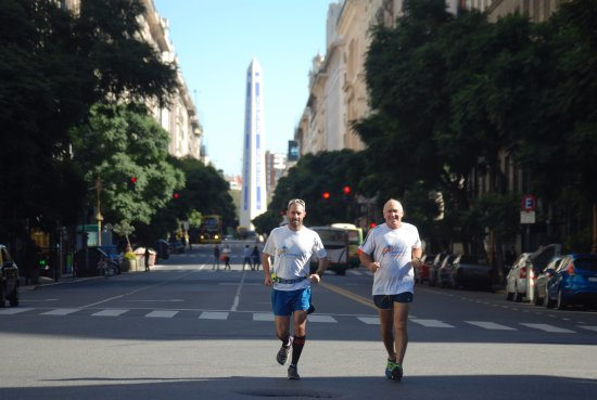 Go! Running Tours Buenos Aires