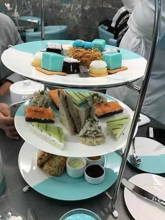 The Blue Box Cafe, New York City - Midtown - Restaurant Reviews