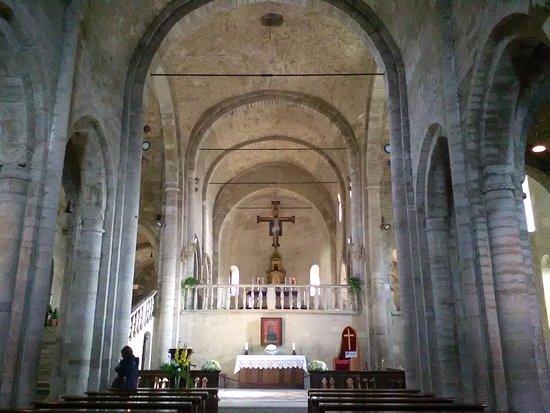 Pennabilli, Italië: navata principale
