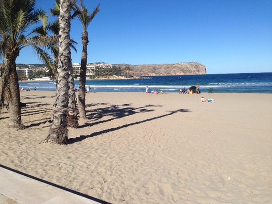 Cycle Retreats: Javea Beach