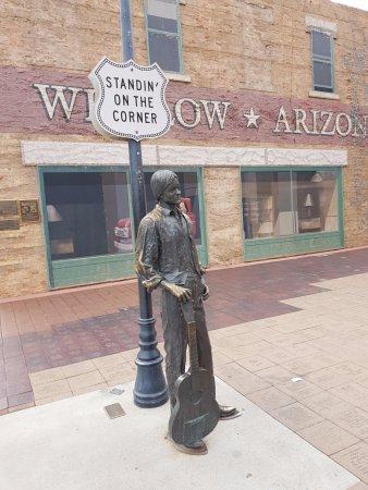 Winslow, AZ: eagles 1