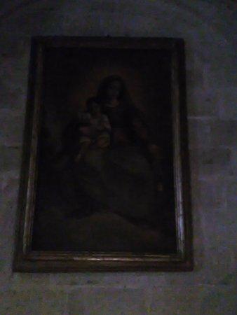 Pennabilli, Italië: Madonna col Bambino