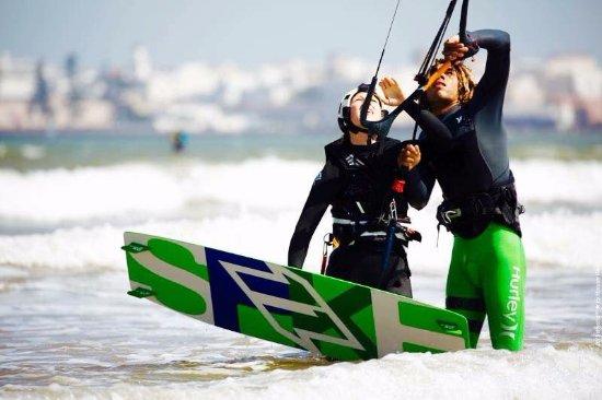 Yalla Surf Kitesurf Essaouira MOROCCO