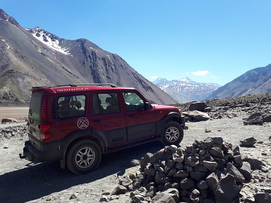 San Jose de Maipo, Chile: o veículo utilizado para chegar ao passeio