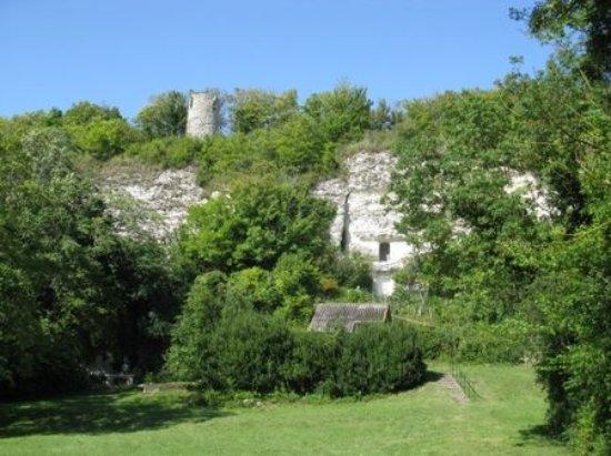 Mortagne-sur-Gironde, Frankrike: L'ermitage Saint Martial
