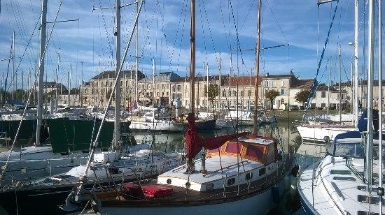 Mortagne-sur-Gironde, Frankrike: Mortagne sur Gironde Le Port
